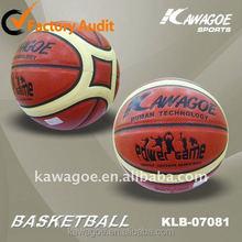 Basketball Goal/Laminated Basketball