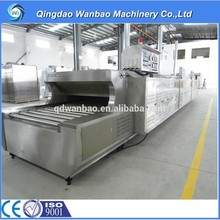 pita bread tunnel oven/industrial bread baking oven for sale/tunnel bread oven