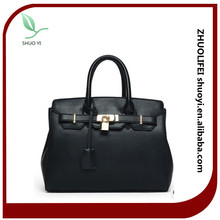 New fashion beautiful model purses and ladies handbags two size for choose