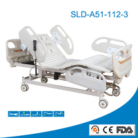 Top Quality Hospital Bed with Linak Actuator