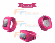 Newest Quality for Android ios Watch Phone , Bluetooth Wristband 4.0 for Child , Smart Watch Bracelet With Gps