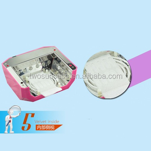 Manicure LED phototherapy lamp (10)