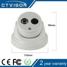 New products useful ip 2mp vandal dome camera
