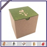 Printable Kraft Cardboard Paper Speaker Box