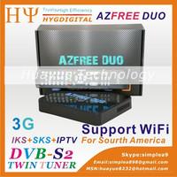 wholesale receptor tocomfree s929 support usb wifi azclass ,iptv ,iks sks free