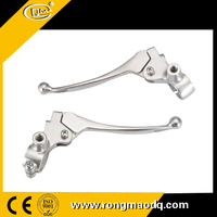 China Supplier Motorcycle Spare Parts Adjustable Brake Lever