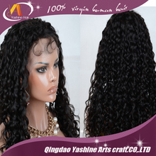 wholesale price Indian human hair wigs/full lace pu around wigs for women