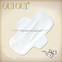 Wholesale high quality disposable Brand menstrual pad for ladies