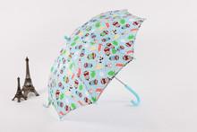 Honsen fashion dog cartoon umbrella new style children umbrella with logo print