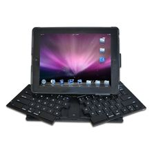 2015 Wholesale bluetooth keyboard trackpad, bluetooth wireless keyboard for ipad 2 3 4, cheap mini bluetooth keyboard