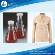 Zibo Co.Ltd Alpha Amylase Enzyme For Fabric From China Supplier