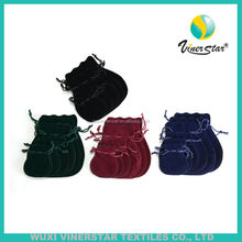 Promotional competitive price chinese mini microfiber velvet pouch