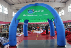 Advertising inflatable spider tent/inflatable spider tent for advertising/spider tent advertising inflatable/blue/green--W1098