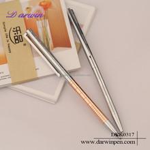 High Quality Slim Metal Cross Pen For Hotel
