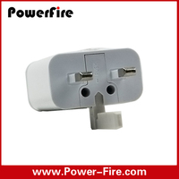 3 Port USB AC Adapter UK Plug Travel Wall Charger for iPhone 5/ 6 ,for iPad 2 / 3 for samsung note 3/4