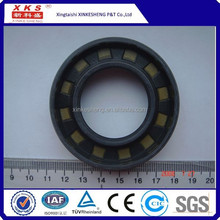spring plunger heat resistanace shaft seal / metal inside rubber shaft sealing / meatl inside rubber shaft seal ring