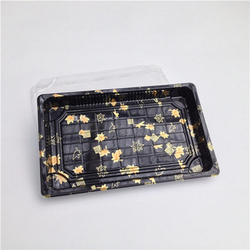 KW1-1109A Disposable Plastic Sushi Container