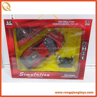 2014 hot sell 1/14 rc racing car with light RC4378555-66A