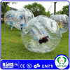 Out door play 1.2 / 1.5m PVC bubble ball for football, human bubble ball, soccer bubble