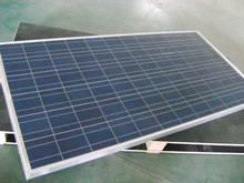 High perference 170W-200W Polycrystalline Silicon Solar Panels with full certificate