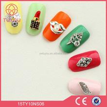3D nail art decoration,Nail art crystal charms