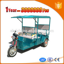 novel three wheel electric vehicle with roof