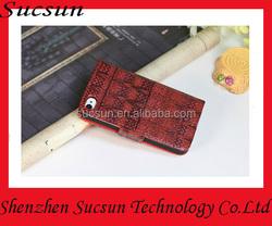 Retro Weave Woven Matte Mat Pattern Wallet Flip PU Leather Color Case For iphone 4 4s