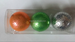 Electroplate Golf Ball