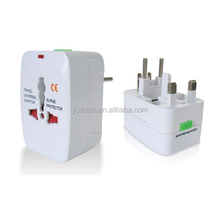 Using in more than 150 countries Commercial presents Universal Travel Adapter