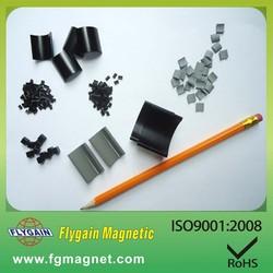 Irregular Injection Bonded Neodymium Rotor Magnet