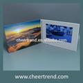 vídeo folleto / vídeo tarjeta de felicitación / vídeo impreso / vídeo libro