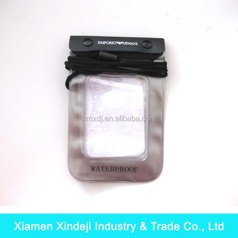 Hot Sales PVC Waterproof bag/ Mobile Waterproof PVC Bag