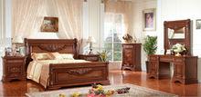 European classic bedroom furniture