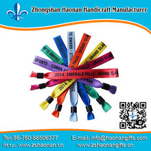 hot sale wristbands new 2014 product ideas custom printed logo bracelet party decoration full color for wedding gift