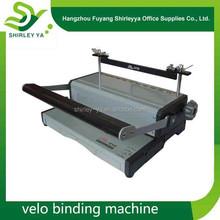 hot sale professional spiral binding machine