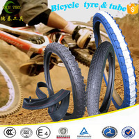 2015 China Qindao bicycle tyre manufacturer Black or colour bicycle tire