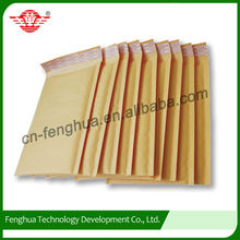 Custom printed competitive price wholesale bubble envelope packing list
