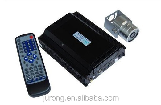 JK84-4X 4 CH mini digital mobile recorder with Hard disk car DVR