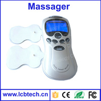 Top quality Laser tens Acupuncture digital Therapy Machine slimming body massager