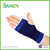 Qualified Spandex useful light weight compression knitted wrist support