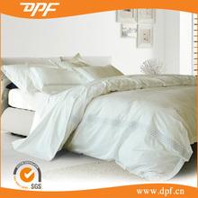 100% cotton soft wholesale hotel satin comforter