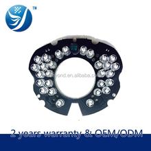 Shenzhen top cctv accessories manufacturer led array illuminator led ir infrared illuminator