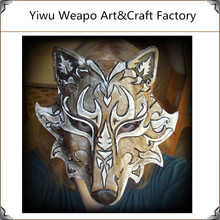 2015 China manufacturer masquerade party mask realistic latex wolf mask