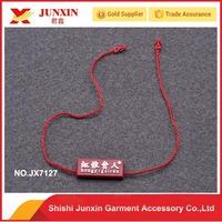Cotton rope elastic string hang tag
