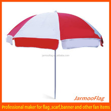 coated aluminum handle folding umbrella