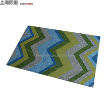 100% PP Factory produce low price high quality floor rugs and mat