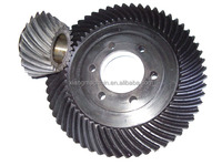 Precision Spiral spur Gears