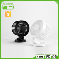 China rechargeable 2015 promotional mini usb fan with strong wind,