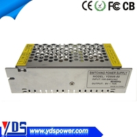 alibaba.com 5v 10a led power supply 50-60Hz 50w switching power supply at factory price