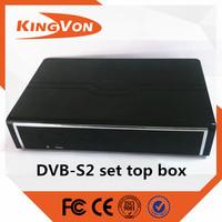 full hd satellite receivers brands from KINGVON dvb-s2 stb chip SUMPLUS